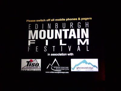 Edinburgh Mountain Film Festival